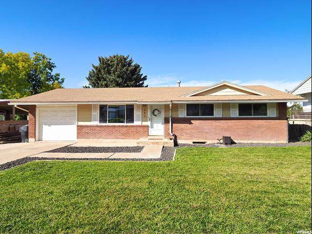 289 N 500 E, Kaysville, UT 84037 (#1635756) :: Red Sign Team