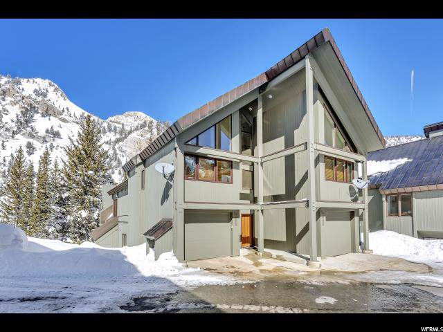 9923 E Powder Run Rd S 9A, Alta, UT 84092 (#1635771) :: Doxey Real Estate Group