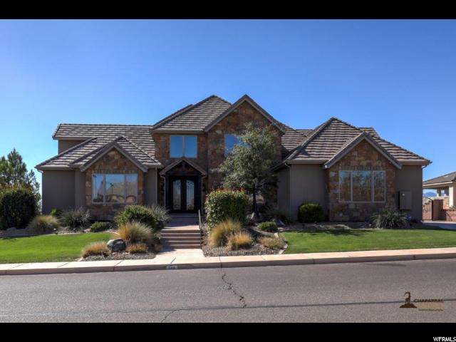 148 S Eastridge Dr, St. George, UT 84790 (#1635774) :: The Fields Team