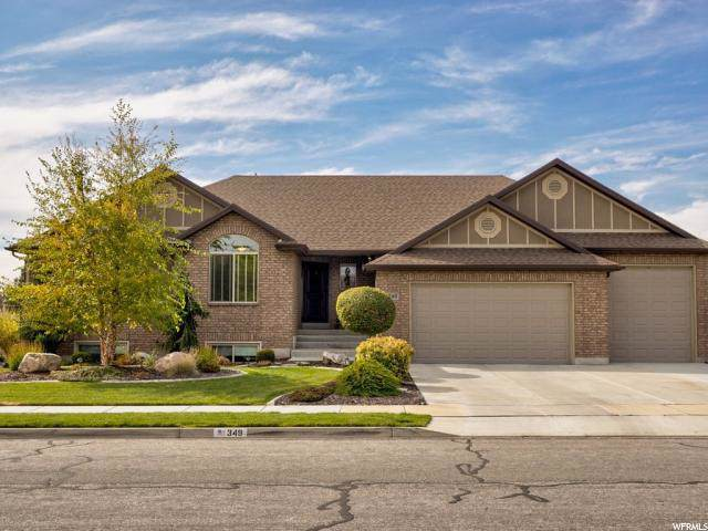 349 N 3830 W, West Point, UT 84015 (#1635781) :: Doxey Real Estate Group