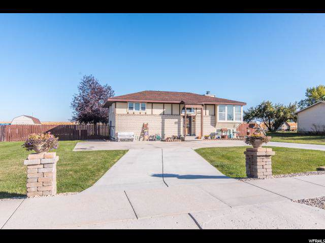 1313 E 1400 S, Garland, UT 84312 (#1635807) :: Doxey Real Estate Group