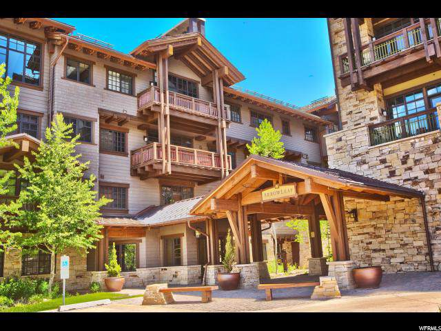 8886 Empire Club Dr #306, Park City, UT 84060 (#1635813) :: Utah Best Real Estate Team | Century 21 Everest