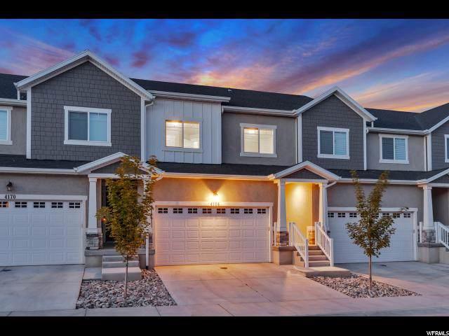 4164 W 1650 N, Lehi, UT 84043 (#1635815) :: Colemere Realty Associates