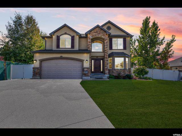 454 E 420 S, Pleasant Grove, UT 84062 (#1635818) :: goBE Realty