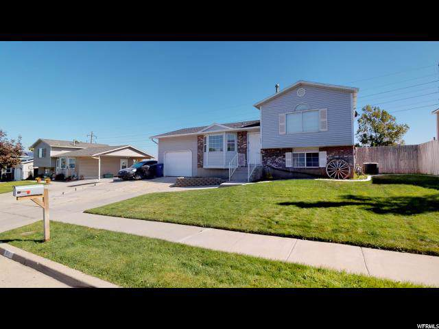 3859 S Sennie Dr W, Magna, UT 84044 (#1635852) :: Red Sign Team