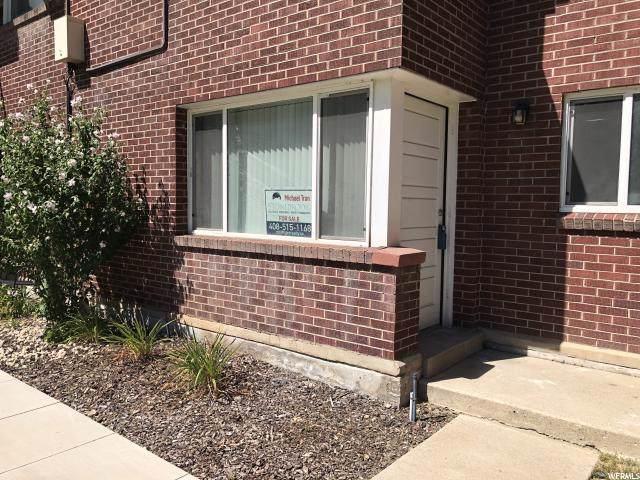 130 S 1300 E #207, Salt Lake City, UT 84102 (#1635855) :: Doxey Real Estate Group