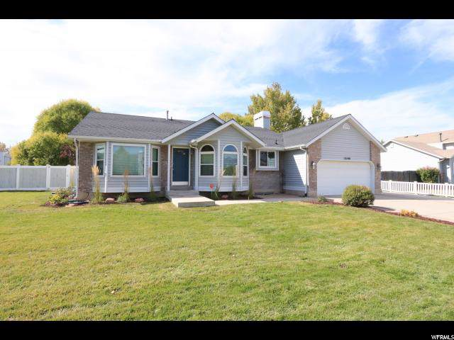 13190 S 3040 W, Riverton, UT 84065 (#1635877) :: Big Key Real Estate