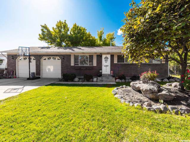 2287 W 13550 S, Riverton, UT 84065 (#1635882) :: Big Key Real Estate