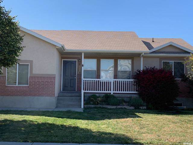 3296 S Fieldmint Ln W, West Valley City, UT 84128 (#1635888) :: Red Sign Team