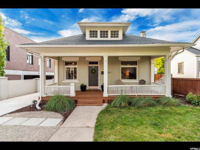 2004 S View St, Salt Lake City, UT 84105 (#1635904) :: The Muve Group