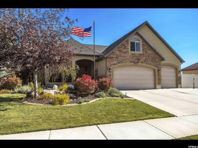 12257 S Rosebriar Ln W, Riverton, UT 84065 (#1635910) :: Big Key Real Estate