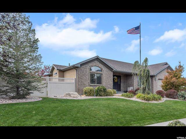 12086 S Kings Crossing Way, Riverton, UT 84065 (#1635994) :: The Fields Team