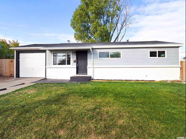 4796 S 4180 W, Salt Lake City, UT 84118 (#1635996) :: Colemere Realty Associates