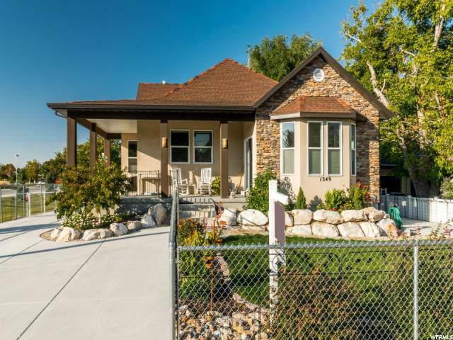 1349 E Vine St, Murray, UT 84121 (#1636000) :: Pearson & Associates Real Estate