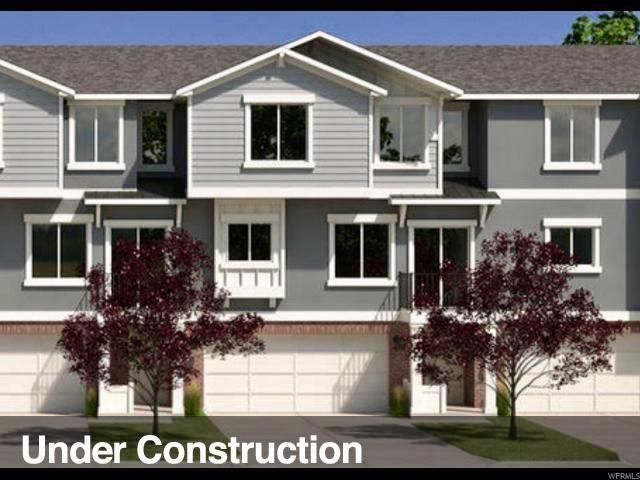 4217 W Rail Trail Ln #246, Riverton, UT 84096 (#1636015) :: Big Key Real Estate