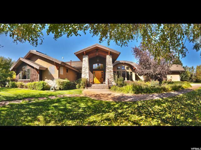 3925 N River Rd, Heber City, UT 84032 (MLS #1636024) :: High Country Properties