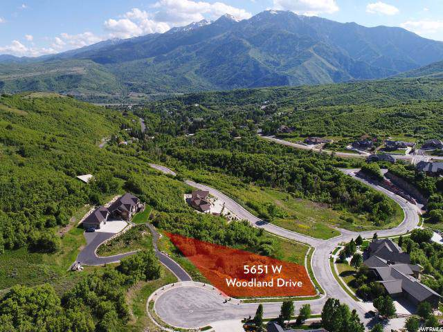 5651 W Woodland Dr, Mountain Green, UT 84050 (#1636037) :: Doxey Real Estate Group