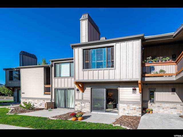 3815 Village Round N #14, Park City, UT 84098 (#1636063) :: Berkshire Hathaway HomeServices Elite Real Estate