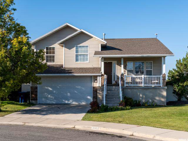 3364 W Brookway Dr S, West Valley City, UT 84119 (#1636068) :: Colemere Realty Associates