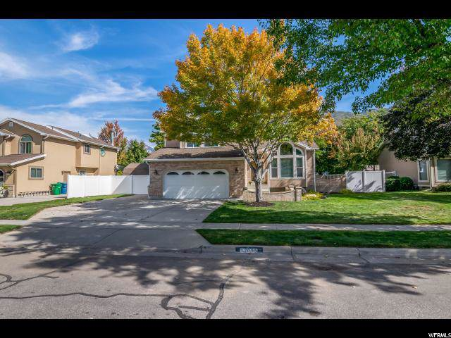 12095 Bluff View Dr, Sandy, UT 84092 (#1636089) :: Red Sign Team
