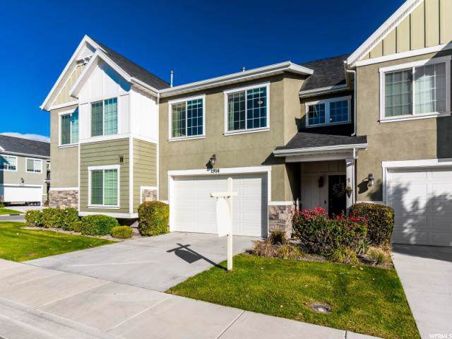 1914 W Park Heights Dr. S, Riverton, UT 84065 (#1636097) :: Big Key Real Estate