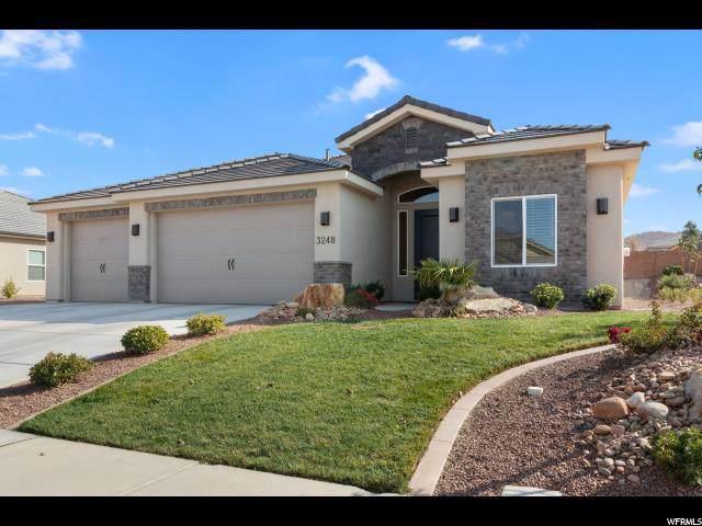 3248 E 3140 S, St. George, UT 84790 (#1636099) :: Bustos Real Estate | Keller Williams Utah Realtors