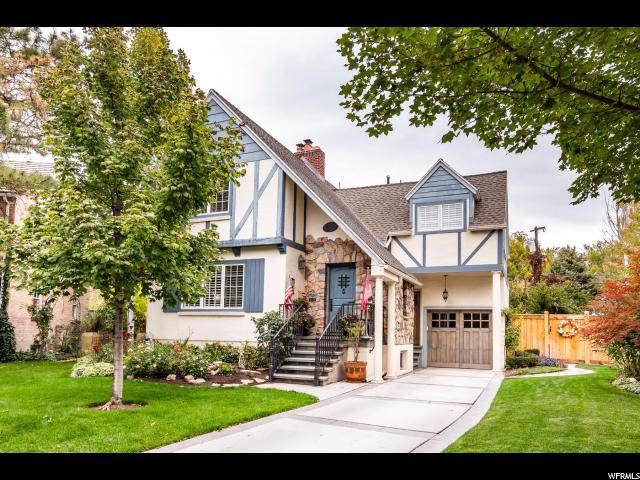 1645 E Wasatch Cir, Salt Lake City, UT 84105 (#1636102) :: The Muve Group