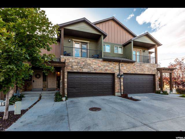 7820 S Summer Station Way E, Midvale, UT 84047 (#1636106) :: Action Team Realty