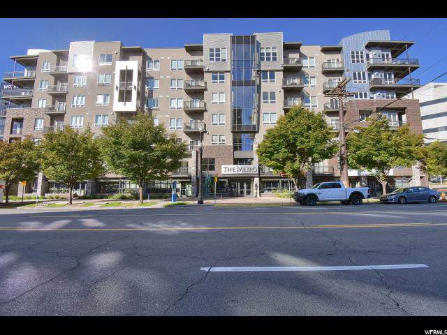 350 South 200 E #615, Salt Lake City, UT 84111 (#1636110) :: Colemere Realty Associates