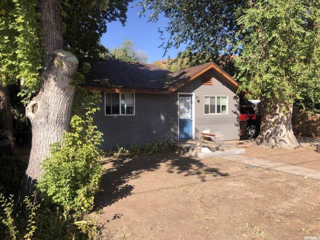 349 E Center St, Moab, UT 84532 (#1636121) :: Colemere Realty Associates