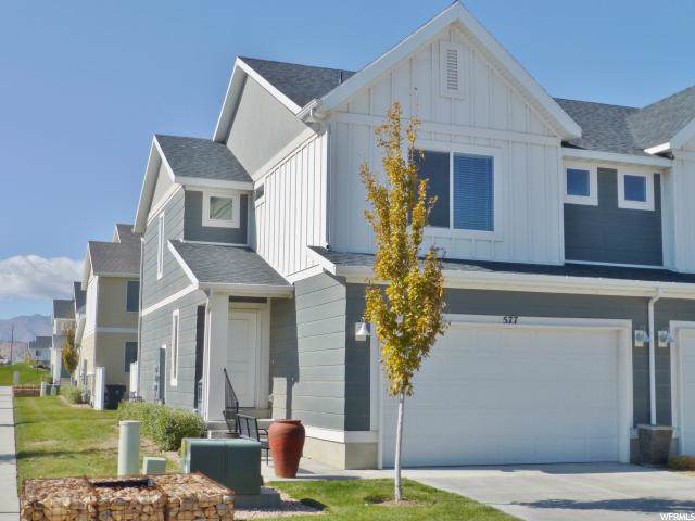 577 S Windsong Ln E, Saratoga Springs, UT 84045 (#1636134) :: Colemere Realty Associates
