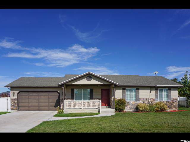 563 W 160 N, Smithfield, UT 84335 (#1636139) :: Red Sign Team
