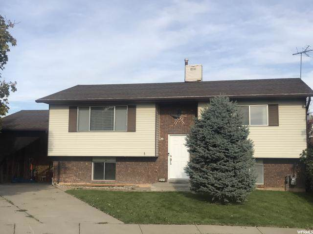 344 W 2400 S, Clearfield, UT 84015 (#1636157) :: Doxey Real Estate Group