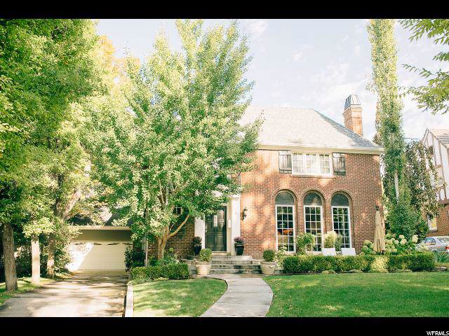 1353 E Princeton Ave, Salt Lake City, UT 84105 (#1636163) :: Exit Realty Success