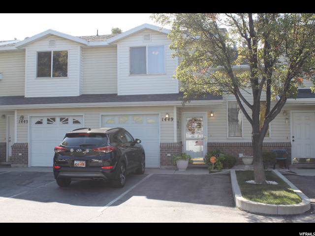 1449 W Vironcia Way S, West Valley City, UT 84119 (#1636182) :: The Fields Team