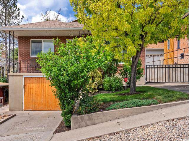 128 W 300 N, Salt Lake City, UT 84103 (#1636203) :: Keller Williams Legacy