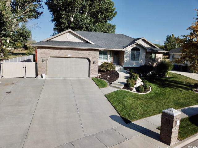 430 N 3650 W, West Point, UT 84015 (#1636212) :: Doxey Real Estate Group