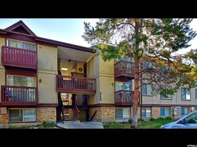 5760 S 900 E #10, Murray, UT 84121 (#1636219) :: Bustos Real Estate | Keller Williams Utah Realtors