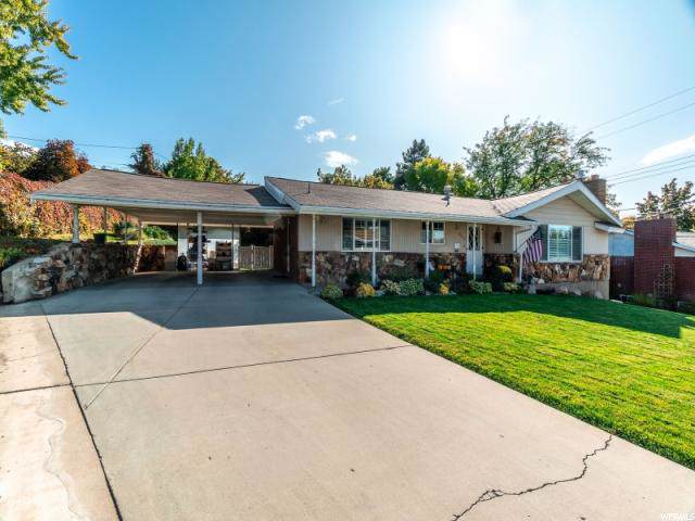 382 E 2200 S, Bountiful, UT 84010 (#1636246) :: Colemere Realty Associates