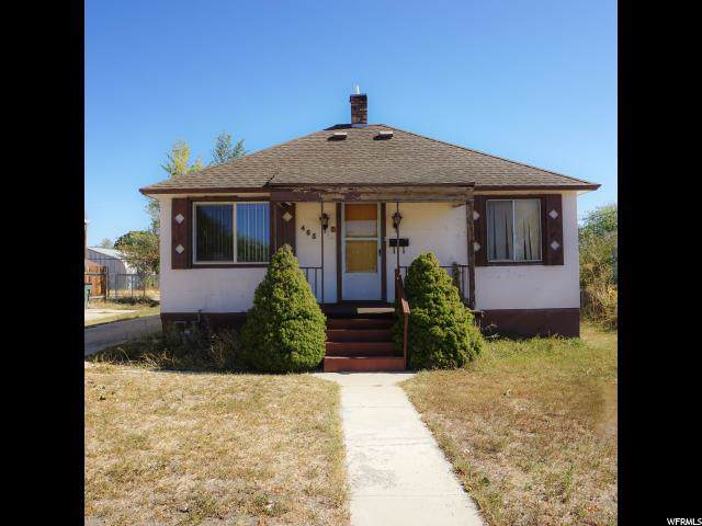 465 S Carbon, Price, UT 84501 (#1636248) :: Colemere Realty Associates