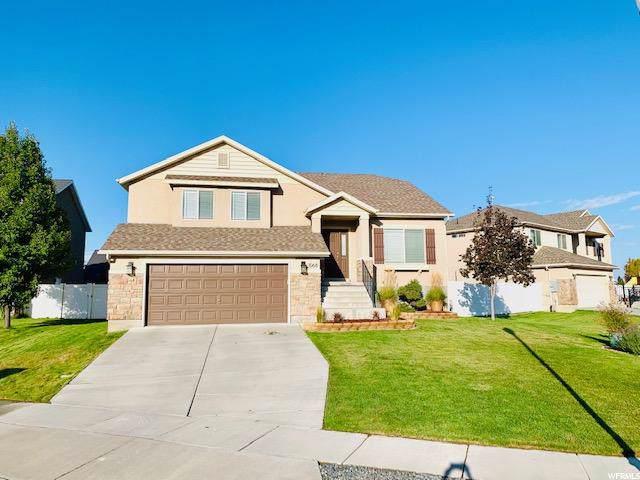 1068 W Windsor Dr, North Salt Lake, UT 84054 (#1636256) :: Pearson & Associates Real Estate
