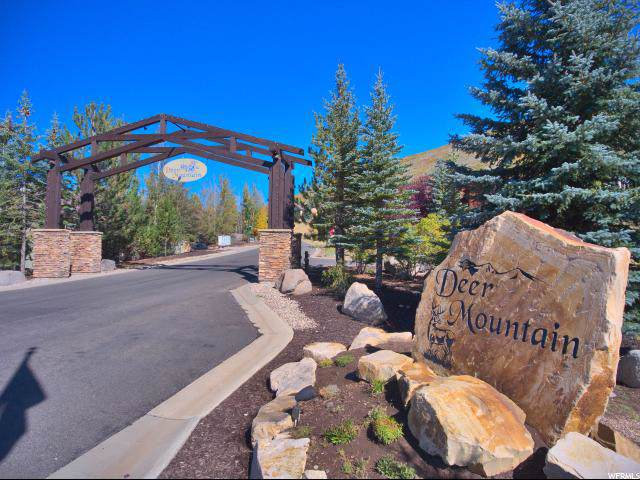 12950 Slalom Run Dr, Kamas, UT 84036 (MLS #1636264) :: High Country Properties