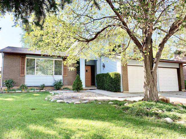 7140 S Pine Cone St E, Cottonwood Heights, UT 84121 (#1636273) :: Colemere Realty Associates