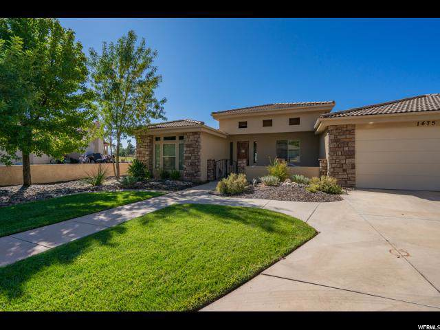 1475 W Jones Cir, St. George, UT 84790 (#1636280) :: Colemere Realty Associates