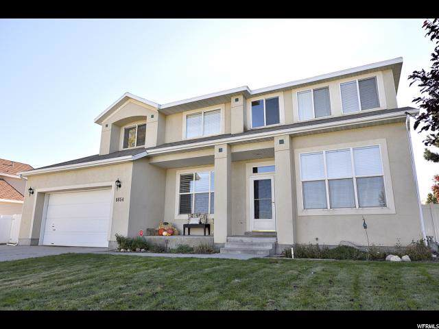 8854 S Rocky Creek Dr W, West Jordan, UT 84081 (#1636282) :: Colemere Realty Associates
