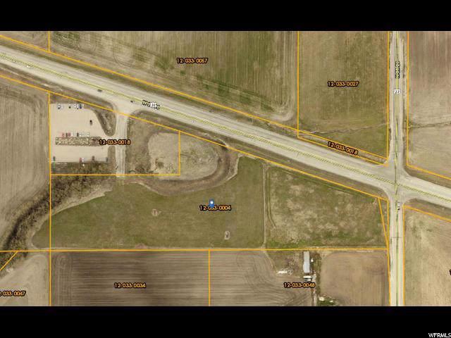 1000 N 6000 W, Petersboro, UT 84325 (#1636287) :: Red Sign Team
