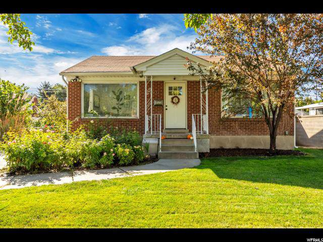 932 E Mark Ave S, Salt Lake City, UT 84106 (#1636288) :: Colemere Realty Associates