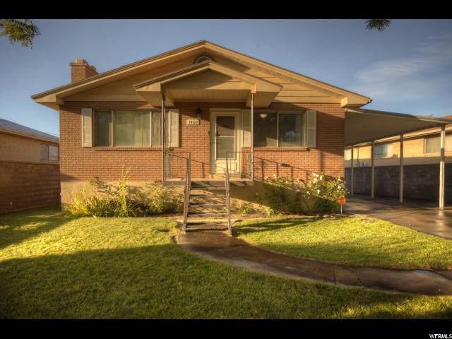 1460 W Gillespie Ave S, Salt Lake City, UT 84104 (#1636295) :: Keller Williams Legacy