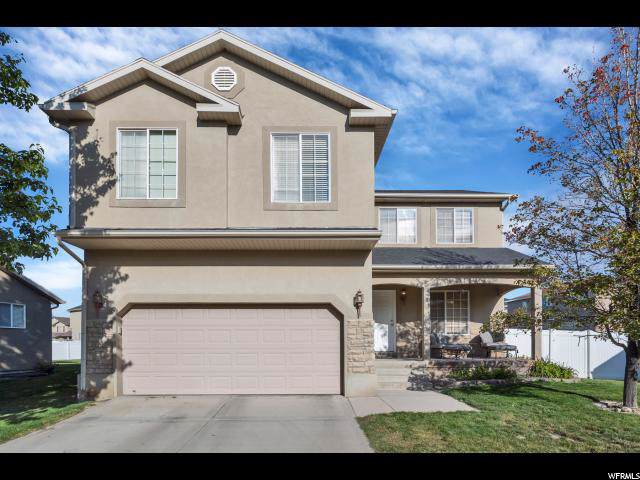3476 W New Land Loop N #1, Lehi, UT 84043 (#1636304) :: Red Sign Team