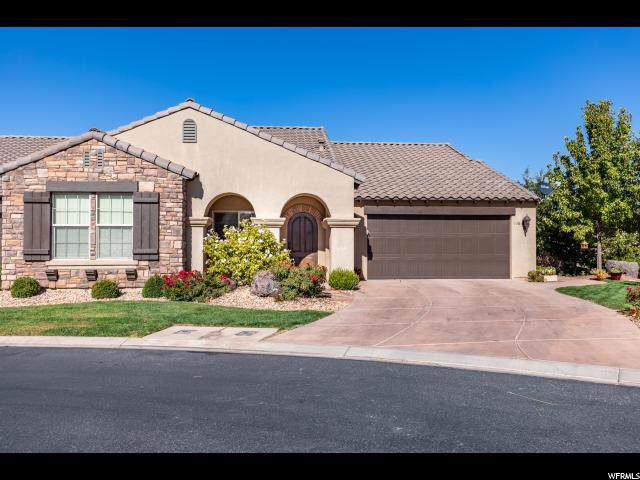 1055 W Province Way #106, St. George, UT 84770 (#1636312) :: goBE Realty